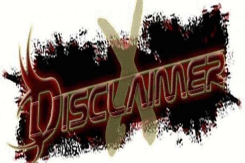 Offical Disclaimer
