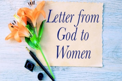 A Letter From God To Woman
