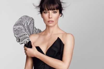 Jessica Biel Tries To Eat Really Clean