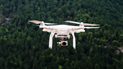 Drone Technology And Usage